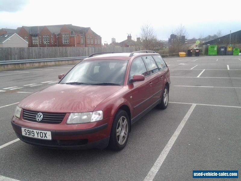 1998 volkswagen passat se tdi for sale in the united kingdom. Black Bedroom Furniture Sets. Home Design Ideas