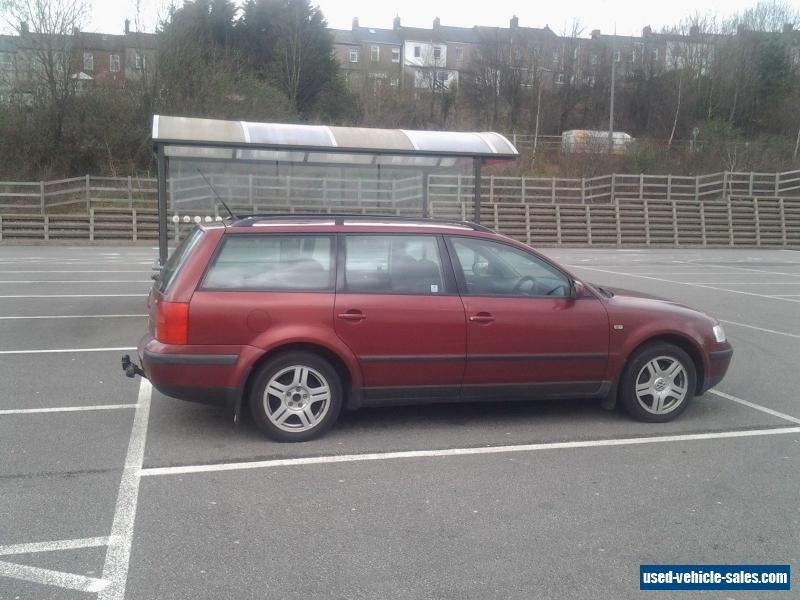 1998 Volkswagen PASSAT SE TDI for Sale in the United Kingdom