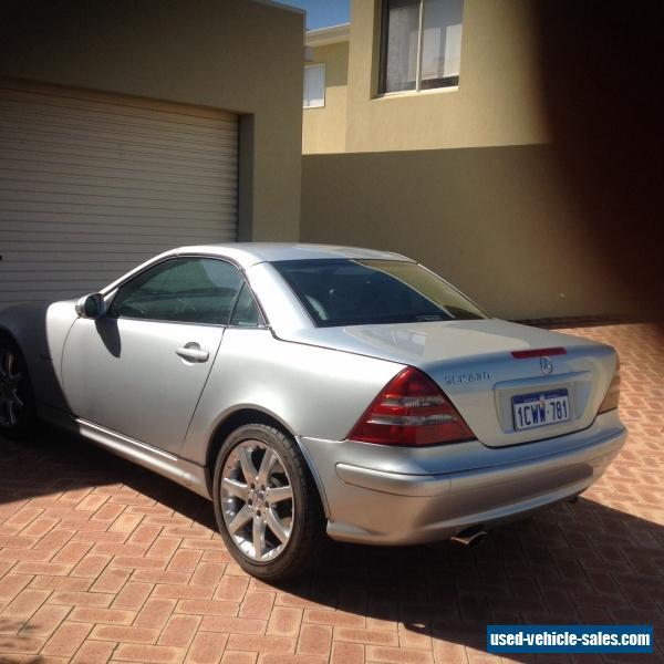 2003 Mercedes Benz Slk Class Camshaft: Mercedes-benz SLK-Class For Sale In Australia
