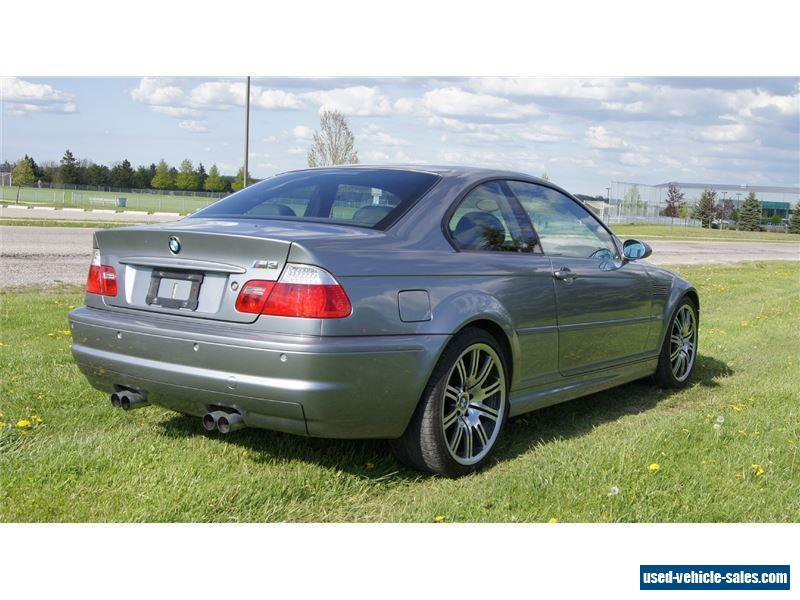 2002 bmw m3 for sale in canada. Black Bedroom Furniture Sets. Home Design Ideas