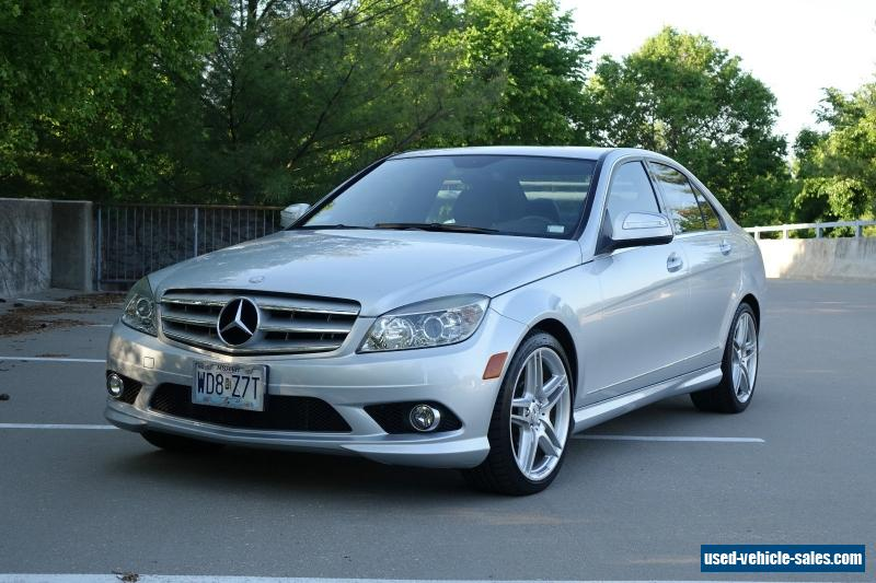 2008 mercedes benz c class for sale in the united states for Used mercedes benz a class for sale