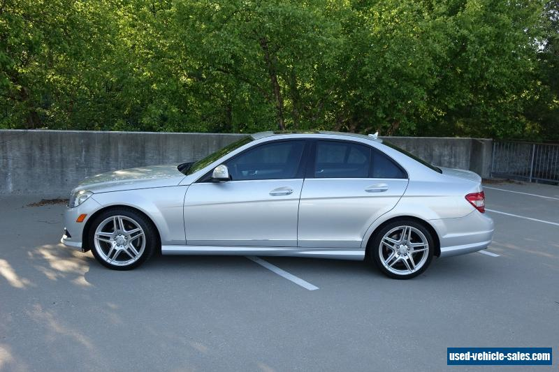 2008 mercedes benz c class for sale in the united states for Mercedes benz c class used cars for sale