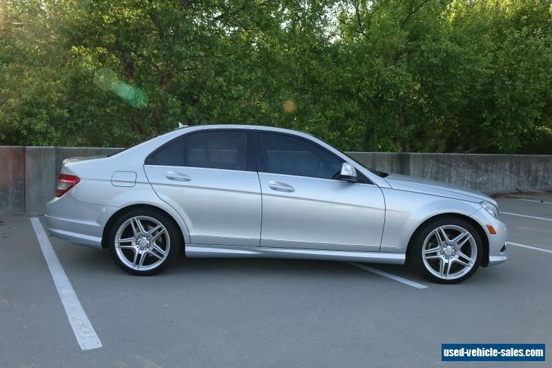 2008 mercedes benz c class for sale in the united states for Mercedes benz v class for sale