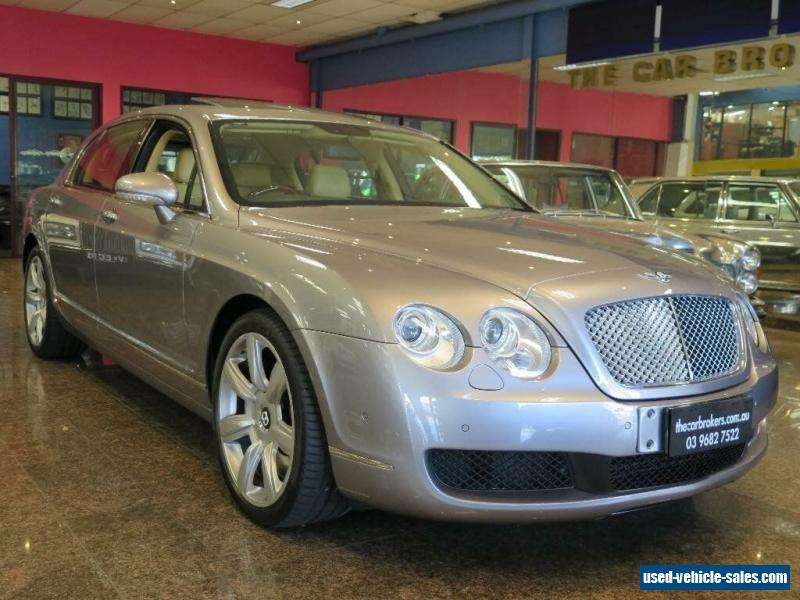 spur continental flying sale bentley for