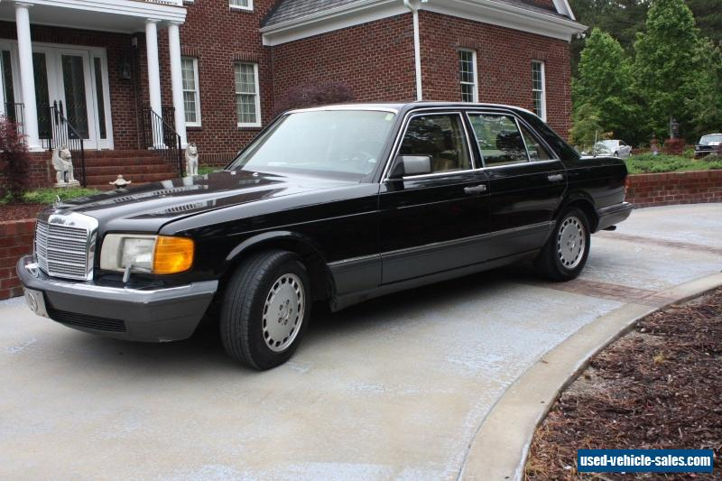 1991 mercedes benz 300 series for sale in the united states. Black Bedroom Furniture Sets. Home Design Ideas