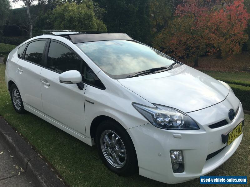 toyota prius for sale in australia. Black Bedroom Furniture Sets. Home Design Ideas