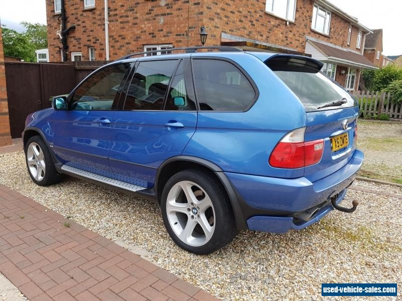 2003 bmw x5 is auto for sale in the united kingdom. Black Bedroom Furniture Sets. Home Design Ideas