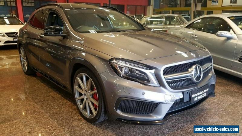 Mercedes benz gla for sale in australia for Mercedes benz gla 45 amg for sale