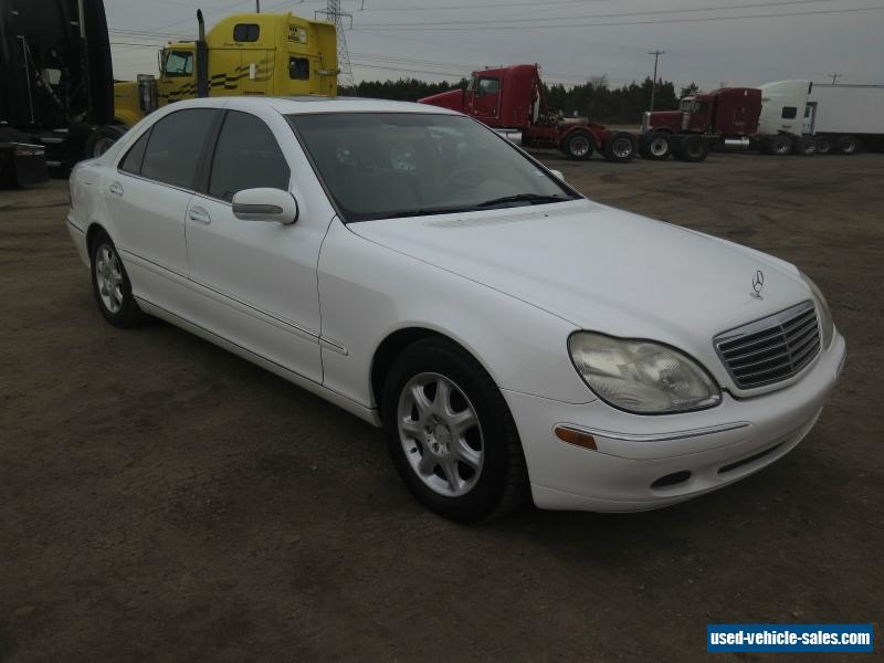 2000 mercedes benz s class for sale in the united states