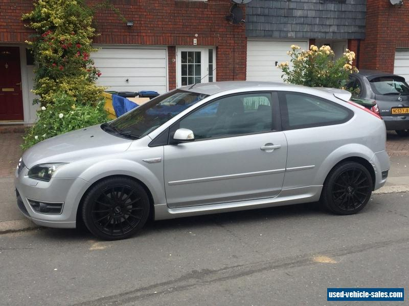 2007 ford focus st 2 for sale in the united kingdom. Black Bedroom Furniture Sets. Home Design Ideas