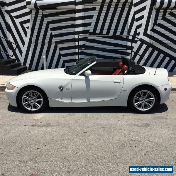 Bmw Z4 Specs: 2004 Bmw Z4 For Sale In The United States