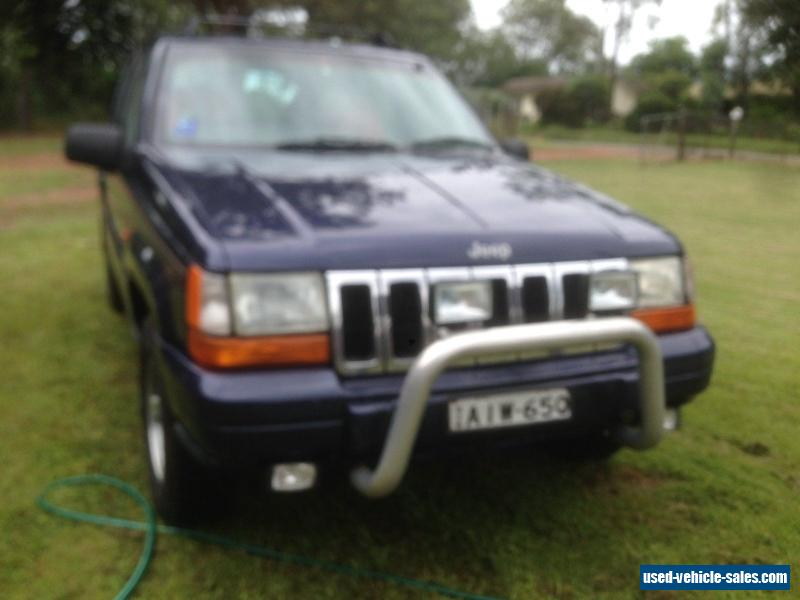 jeep grand cherokee for sale in australia. Cars Review. Best American Auto & Cars Review