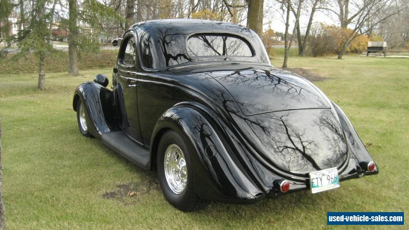Auto For Sale Canada: 1935 Ford Coupe For Sale In Canada