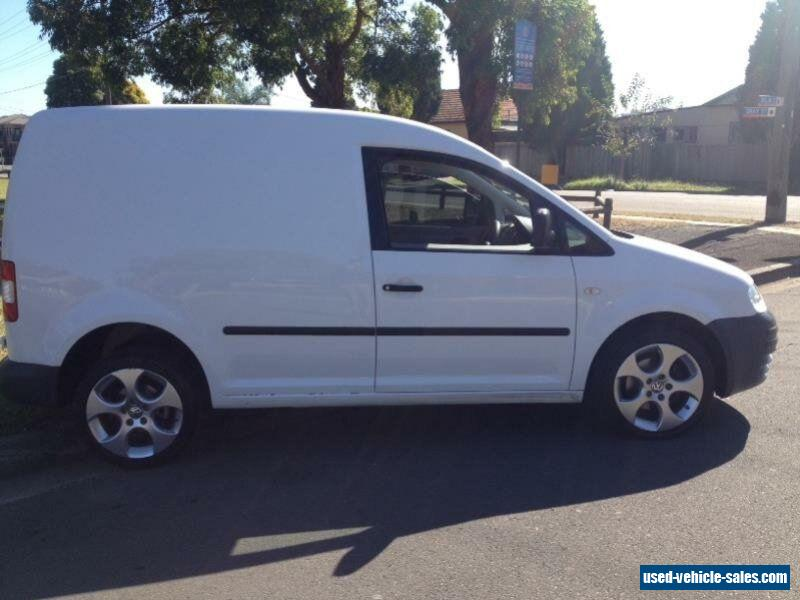 Volkswagen Caddy for Sale in Australia