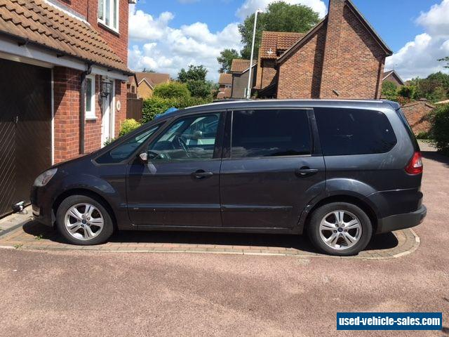Ford Galaxy Mk 2 Review 2006 2015