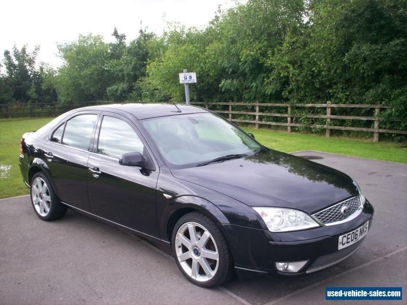 2006 ford mondeo for sale in the united kingdom. Black Bedroom Furniture Sets. Home Design Ideas