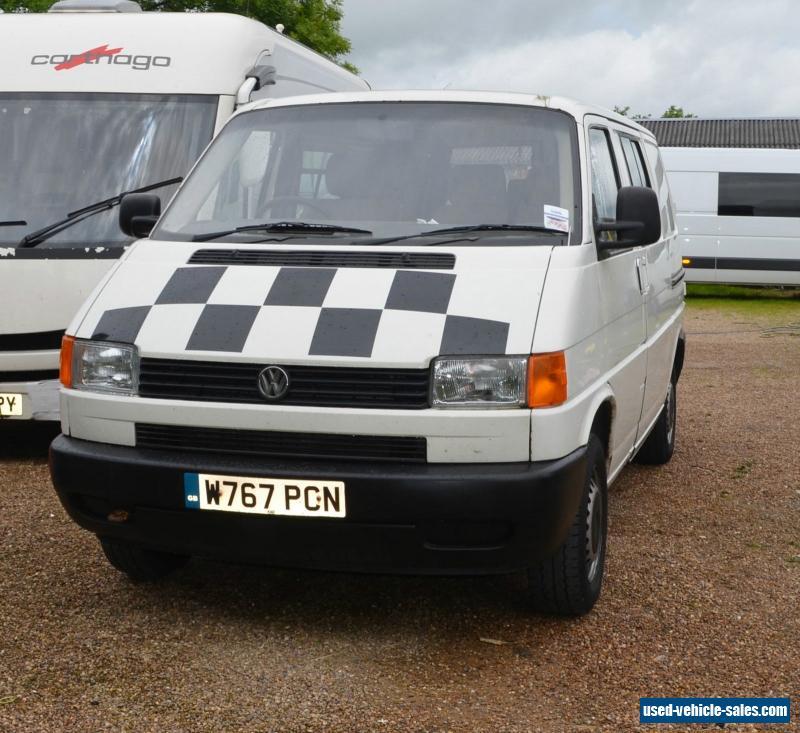 2000 Volkswagen Transporter For Sale In The United Kingdom
