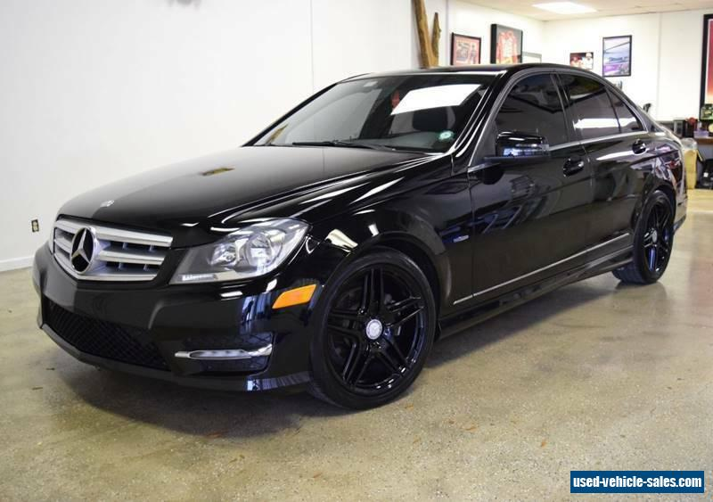 2012 mercedes benz c class for sale in the united states - Div class background color ...