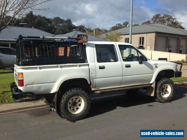 Toyota Hilux LN106 1995 4x4 for Sale in Australia