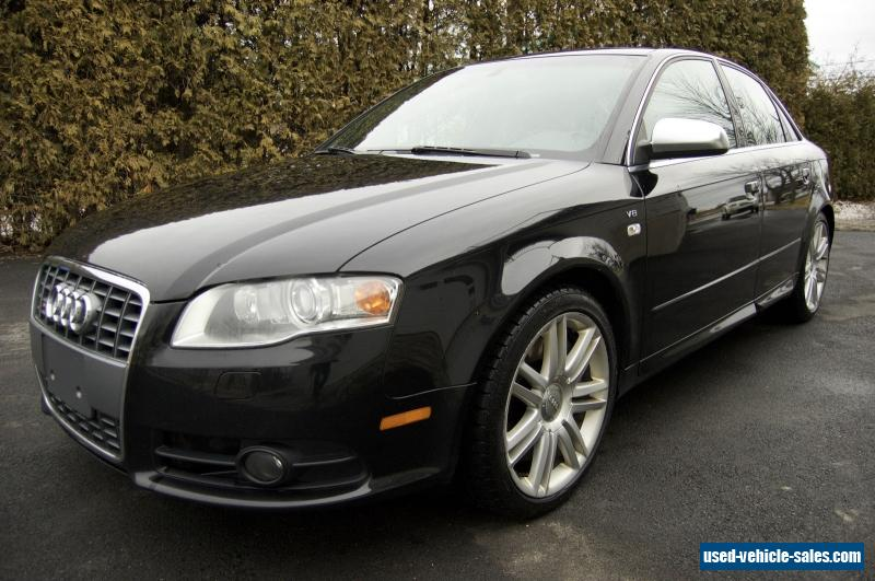 2007 audi s4 for sale in the united states. Black Bedroom Furniture Sets. Home Design Ideas
