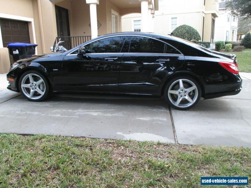 2012 mercedes benz cls class for sale in the united states