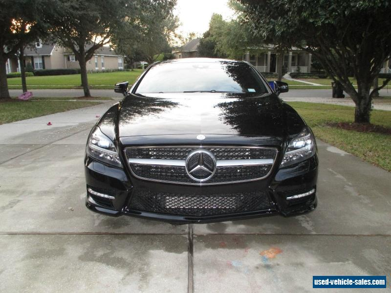 2012 mercedes benz cls class for sale in the united states for Mercedes benz cls 2012 price