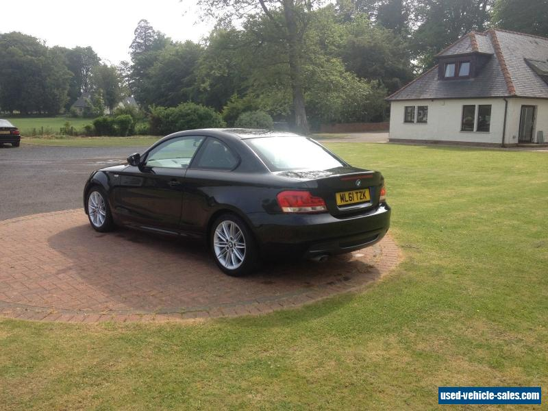 2011 Bmw 118d M Sport For Sale In The United Kingdom