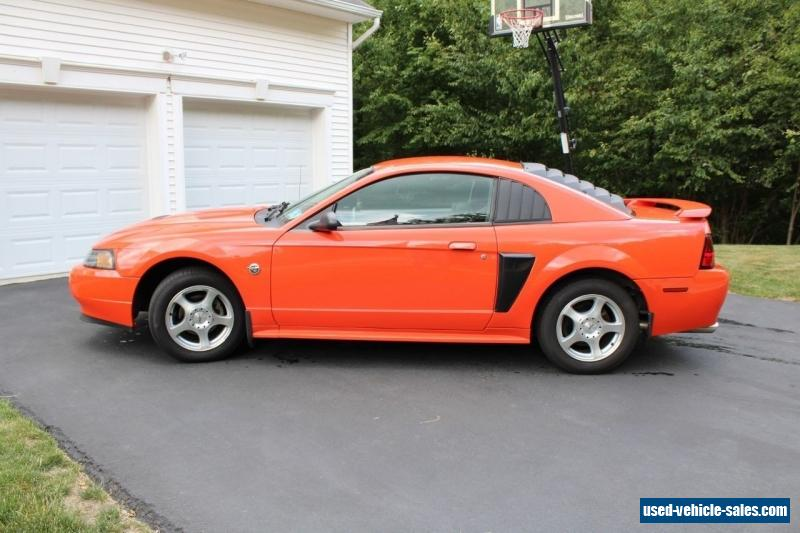 2004 Ford Mustang For Sale In The United States