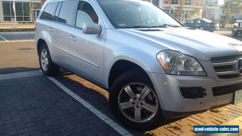 2007 mercedes benz gl class for sale in canada for Mercedes benz gl for sale