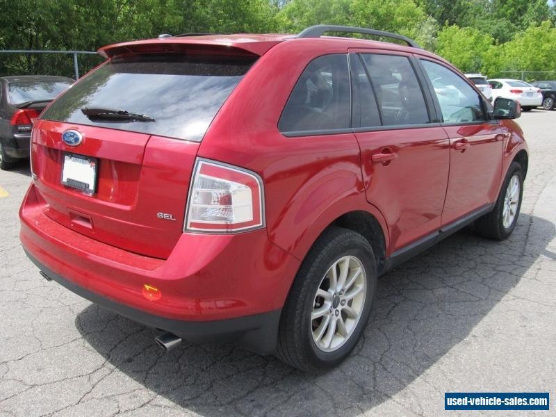 Ford Edge  Oil Type