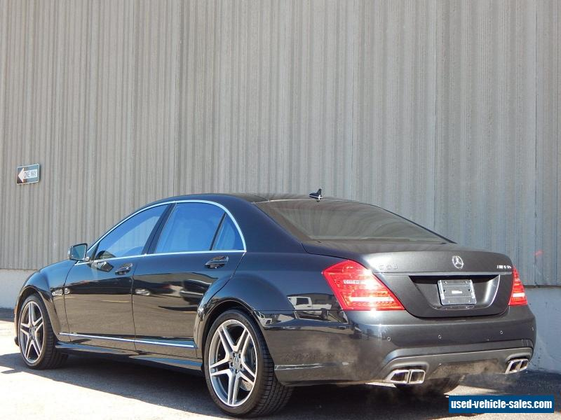 2013 mercedes benz s class for sale in canada. Black Bedroom Furniture Sets. Home Design Ideas
