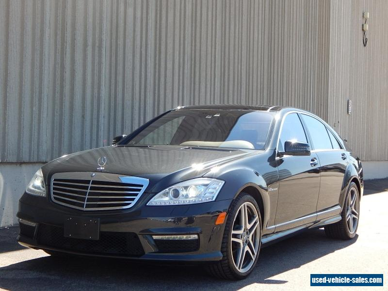 2013 Mercedes Benz S Class For Sale In Canada