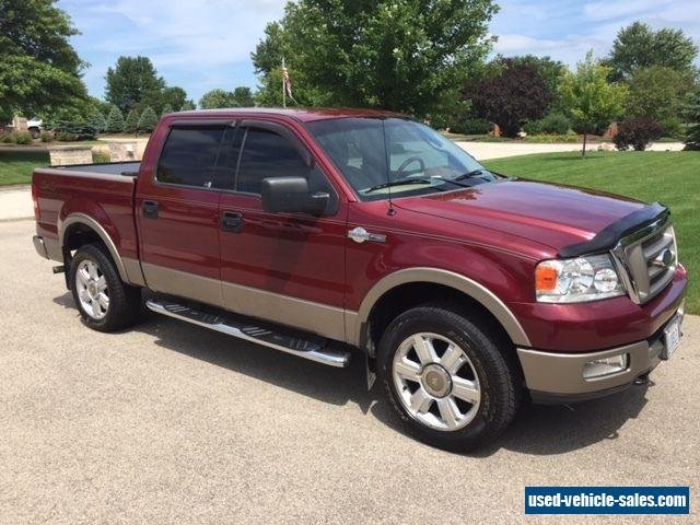 2004 ford f 150 for sale in the united states