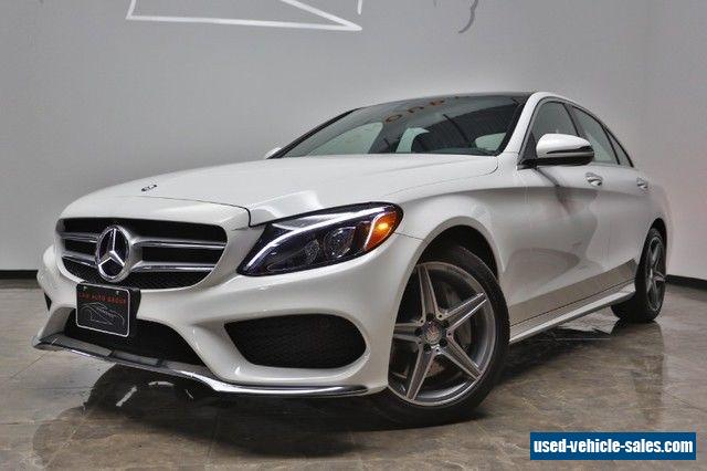 2016 mercedes benz c class for sale in the united states for Mercedes benz c class sale