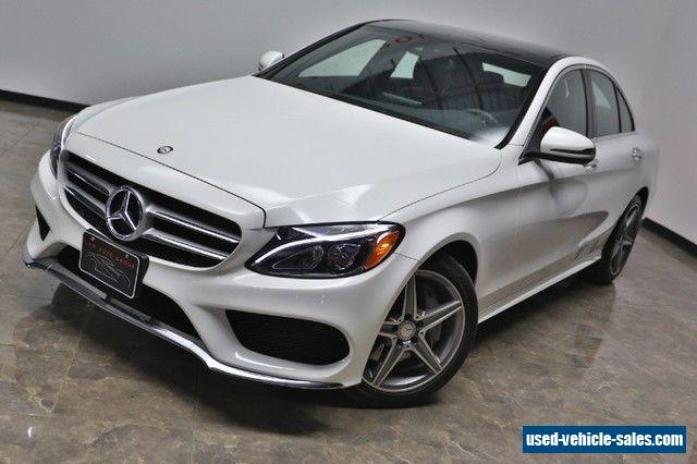2016 mercedes benz c class for sale in the united states