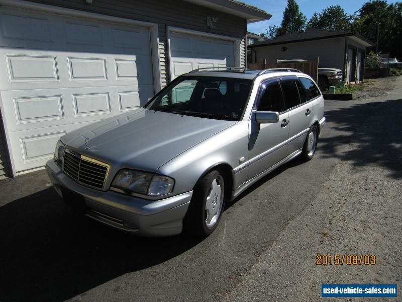 1999 mercedes benz c class for sale in canada
