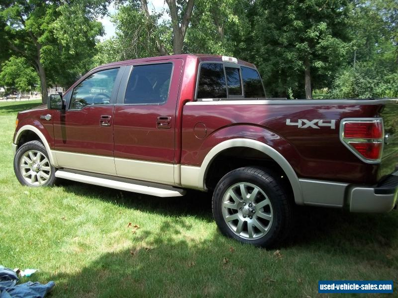 2009 ford f 150 for sale in canada. Black Bedroom Furniture Sets. Home Design Ideas
