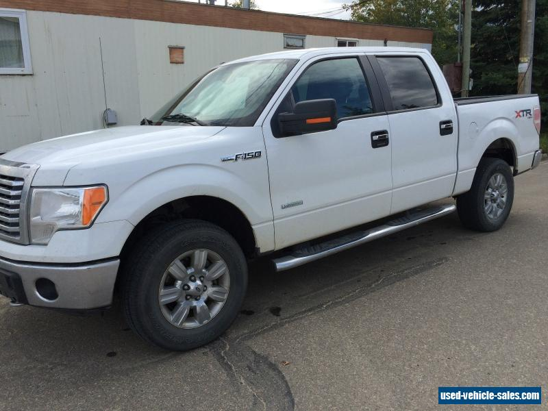 2012 ford f 150 for sale in canada. Black Bedroom Furniture Sets. Home Design Ideas