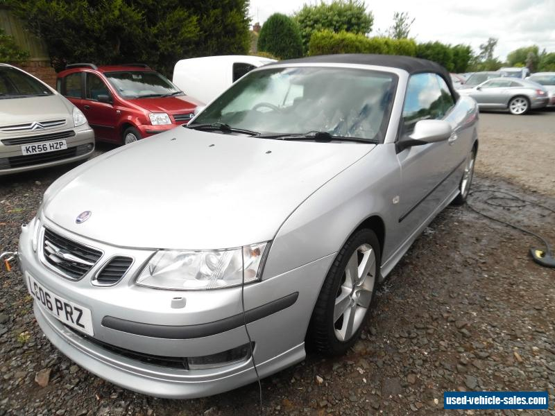 2006 saab 9 3 aero v6 for sale in the united kingdom. Black Bedroom Furniture Sets. Home Design Ideas
