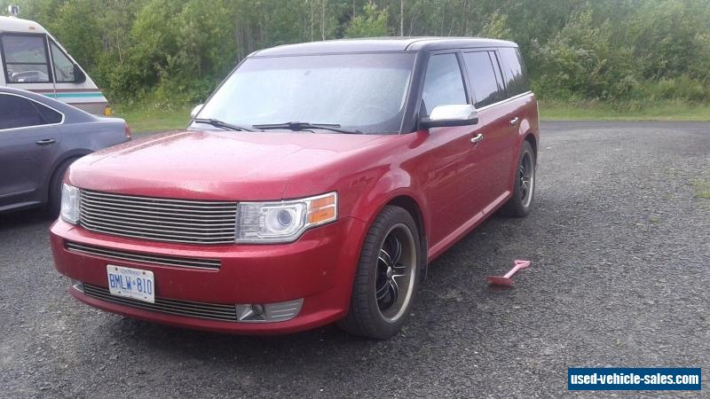 2010 ford flex for sale in canada. Black Bedroom Furniture Sets. Home Design Ideas