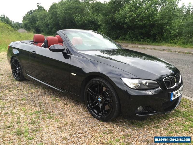 2007 bmw 335i m sport a for sale in the united kingdom. Black Bedroom Furniture Sets. Home Design Ideas
