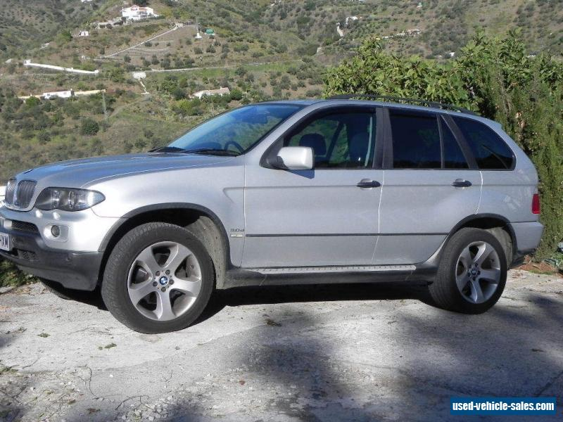 2004 bmw x5 se d auto for sale in the united kingdom. Black Bedroom Furniture Sets. Home Design Ideas