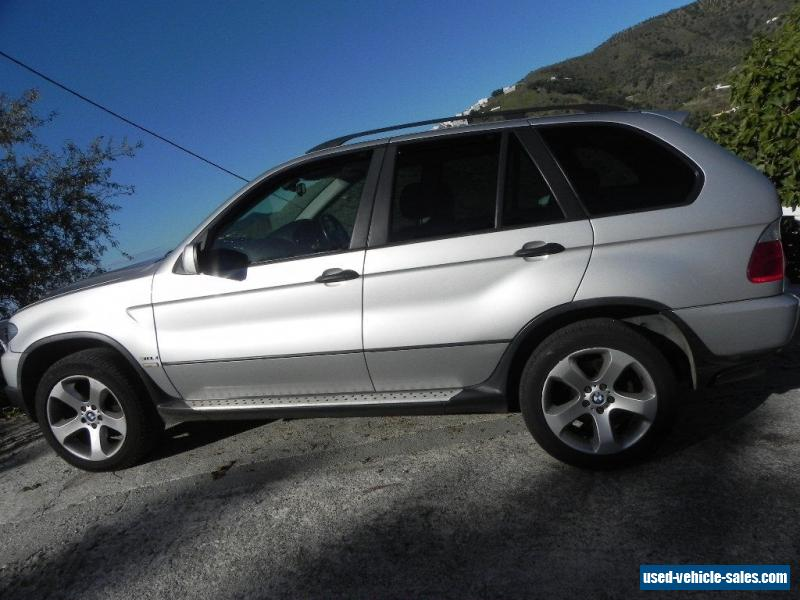 2004 Bmw X5 Se D Auto For Sale In The United Kingdom