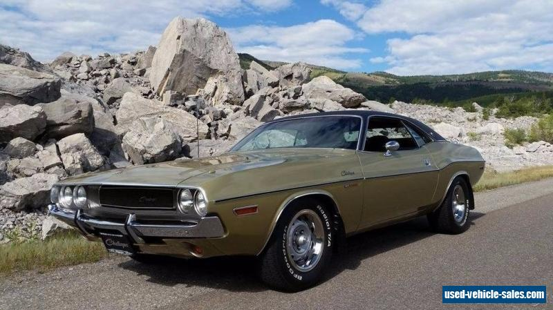 1970 dodge challenger for sale in canada. Cars Review. Best American Auto & Cars Review