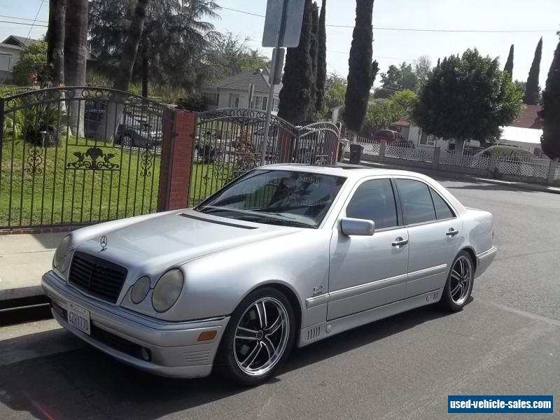 1997 mercedes benz e class for sale in the united states for 1997 mercedes benz e320