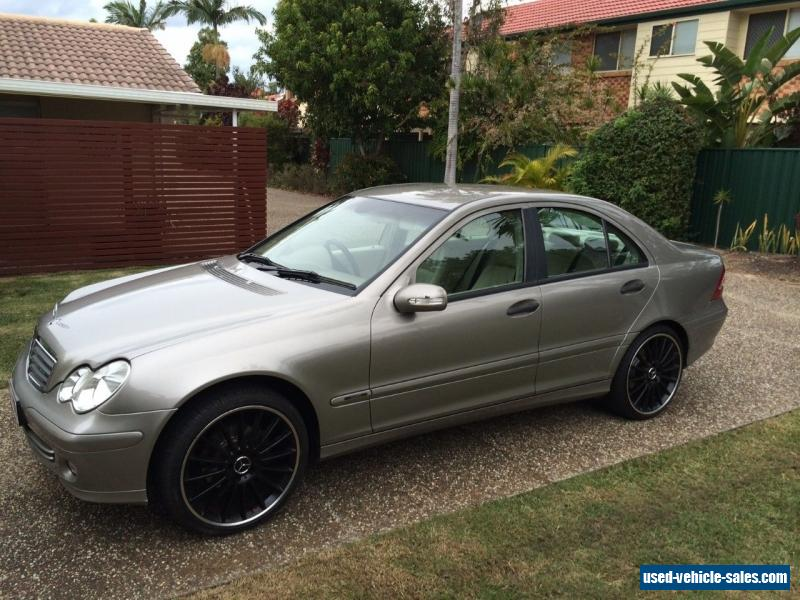 Mercedes benz c180 kompressor for sale in australia for C180 mercedes benz