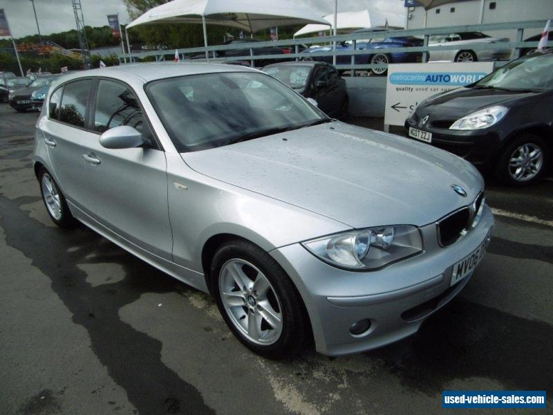 2006 bmw 116 for sale in the united kingdom. Black Bedroom Furniture Sets. Home Design Ideas