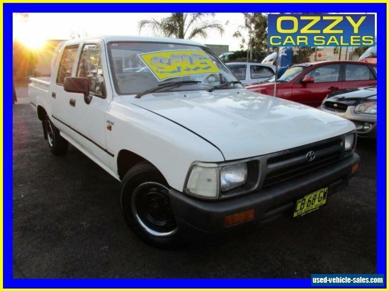 Toyota Hilux for Sale in Australia
