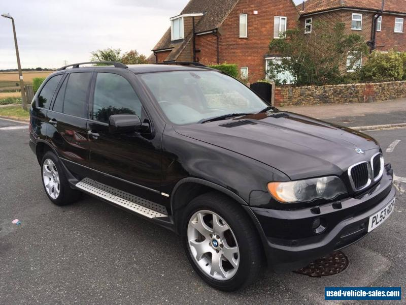 2004 bmw x5 for sale in the united kingdom. Black Bedroom Furniture Sets. Home Design Ideas