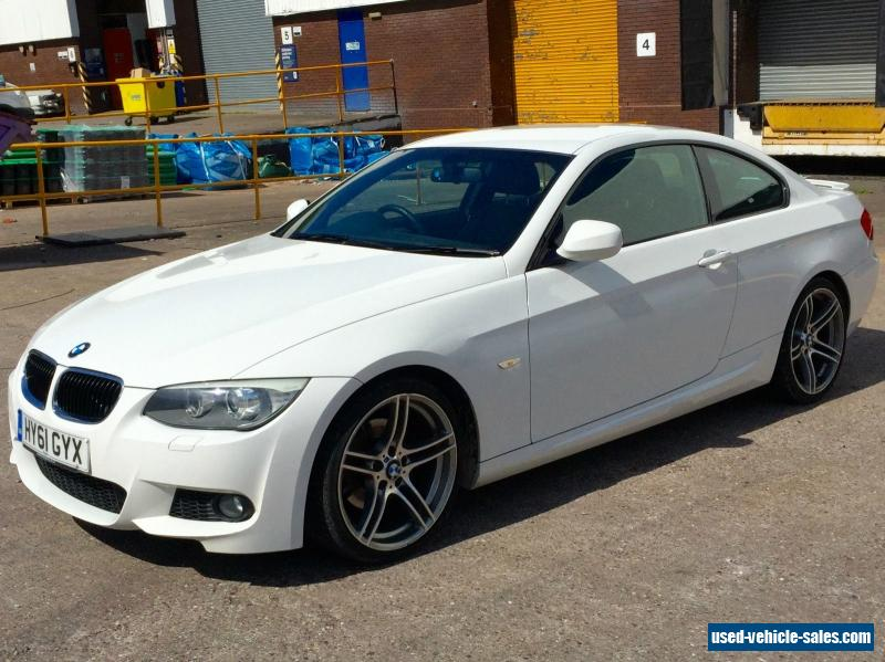 2011 bmw 320d m sport 181 for sale in the united kingdom. Black Bedroom Furniture Sets. Home Design Ideas